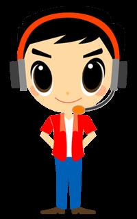テレビ・ラジオ放送関連のアバター