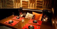 北の料理とお酒 うみ鮮 錦店の店内写真